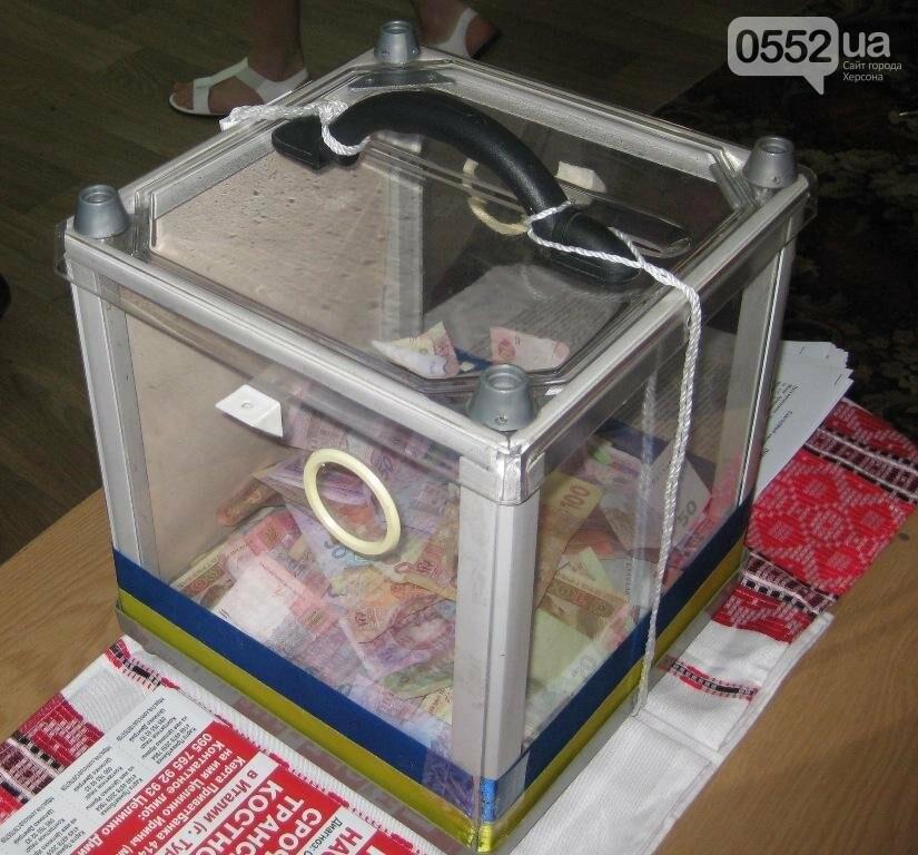 Вчора на благодійній виставці херсонці зібрали 15 тис грн для Настусі Целінко, фото-2