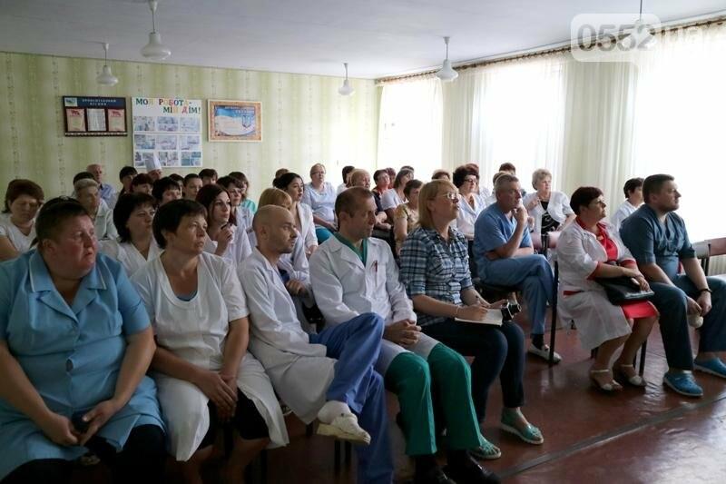 У Великій Олександрівці провели онкоогляди, фото-2