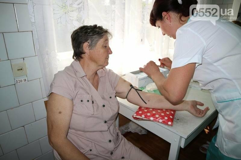 У Великій Олександрівці провели онкоогляди, фото-1