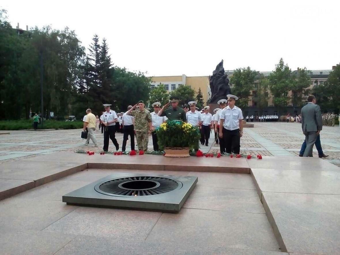 Прикордонники взяли участь у заходах до Дня ВМС, фото-1
