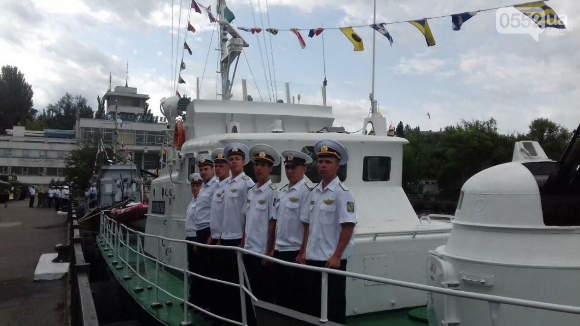 Прикордонники взяли участь у заходах до Дня ВМС, фото-2