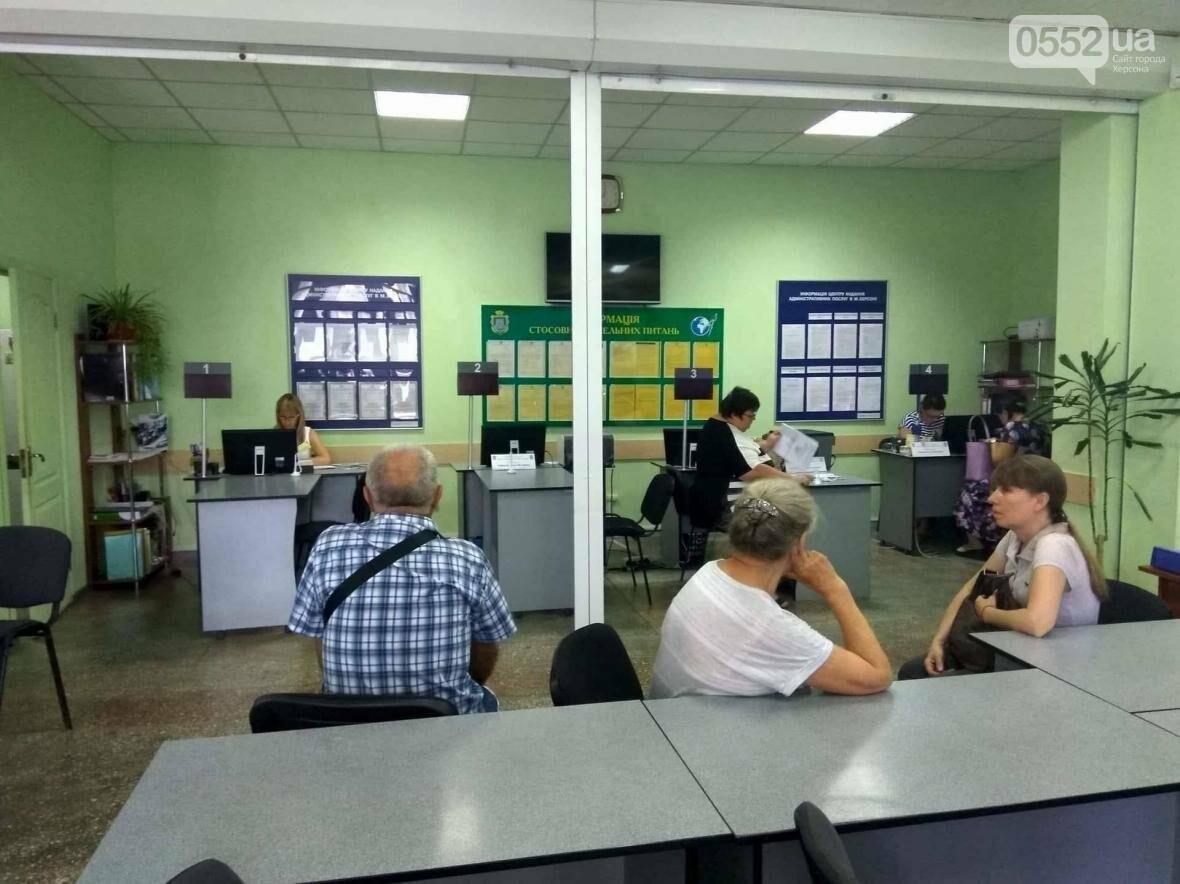 Облегчил ли жизнь херсонцам Центр предоставления админуслуг?, фото-3