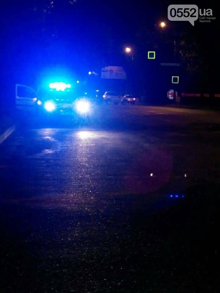 Ночное ДТП в Херсоне, фото-1