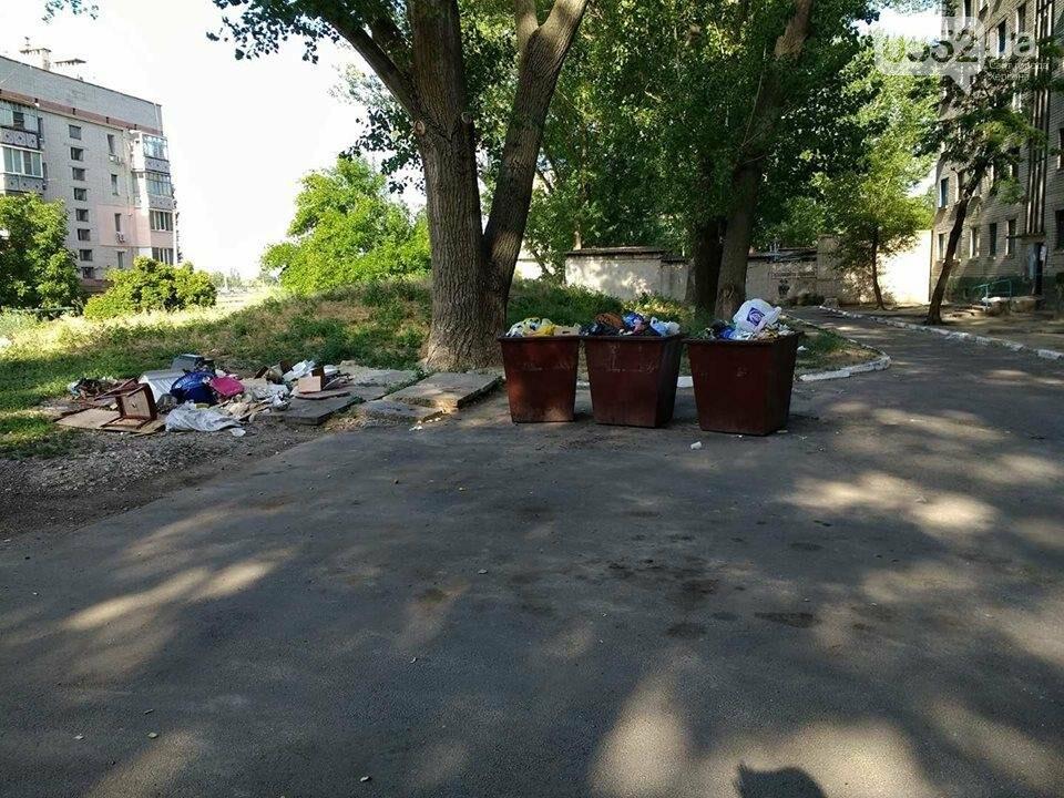 На Херсонщине назревает мусорный коллапс?, фото-3