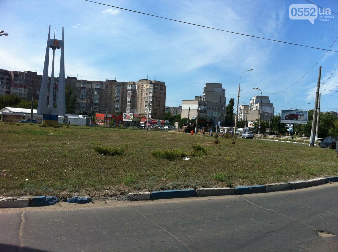 """Херсонец призывает спасать """"легкие города"""", фото-1"""