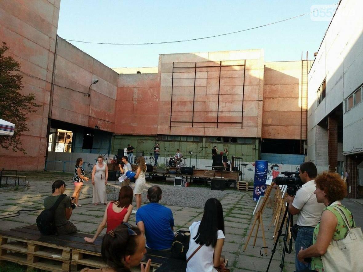 У Херсоні пройшов вечір європейської та української музики, фото-1
