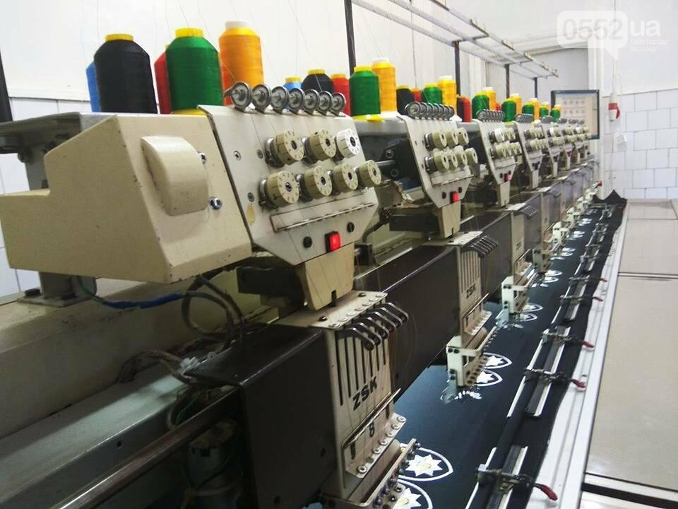 На Херсонщине открыли филиал швейной фабрики «ВИД», фото-4