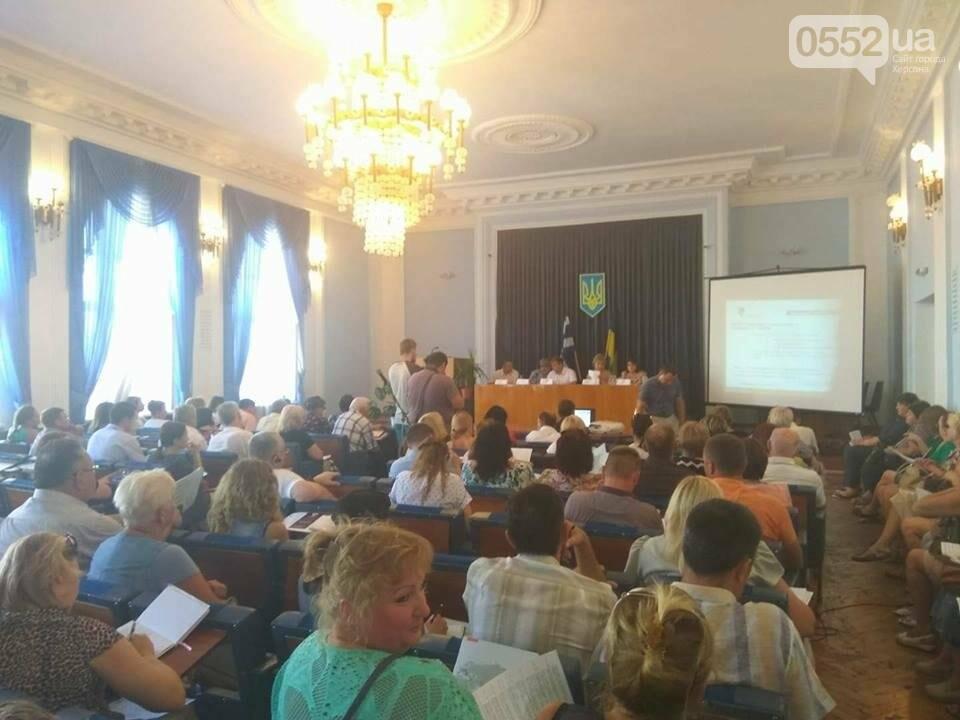 Херсонцам не смогли ответить кто будет оплачивать обучение представителям ОСМД, фото-1