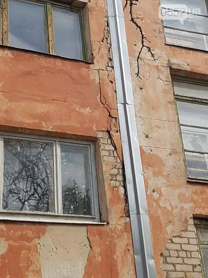 Херсонские власти пиарятся на аварийном жилье для переселенцев, фото-1