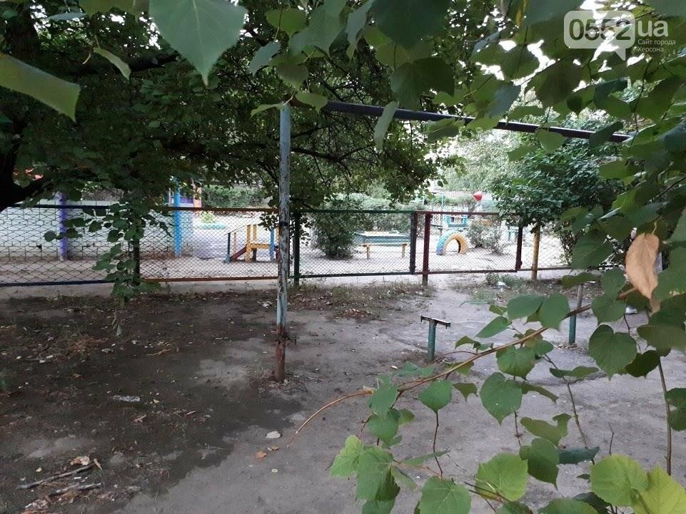 """В Херсоне наркоманы """"кайфуют"""" возле детских площадок, фото-2"""