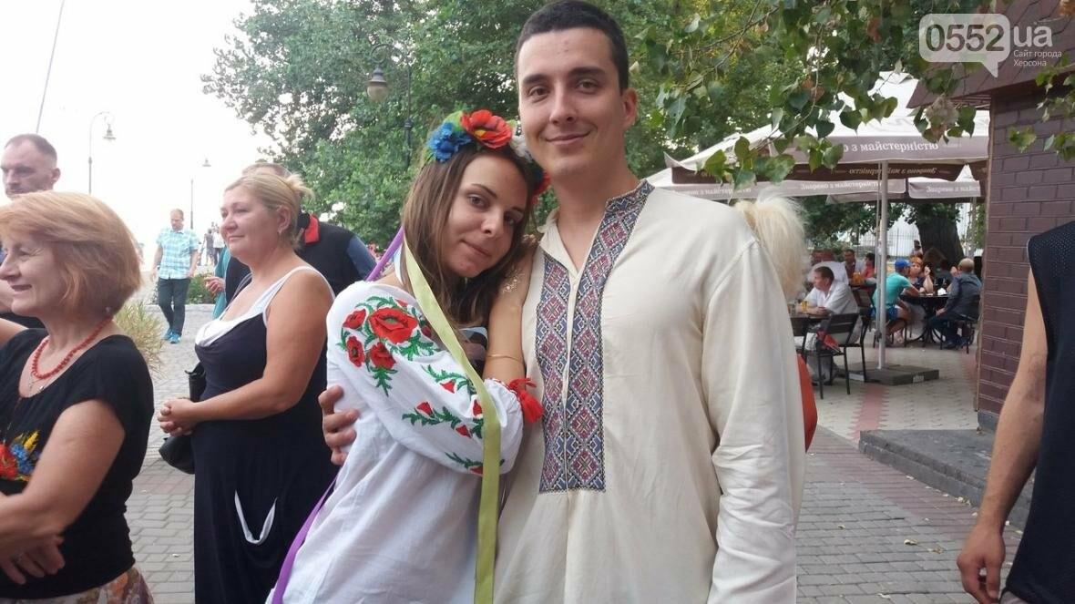 Херсонців запрошують танцювати сальсу у вишиванках, фото-1