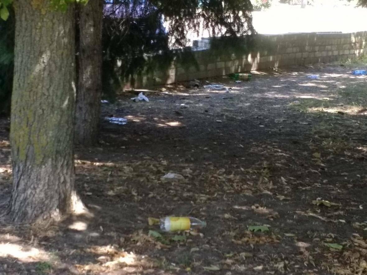 """Херсонец о мусоре: """"Я не хочу, чтоб мои дети видели ЭТО"""", фото-2"""