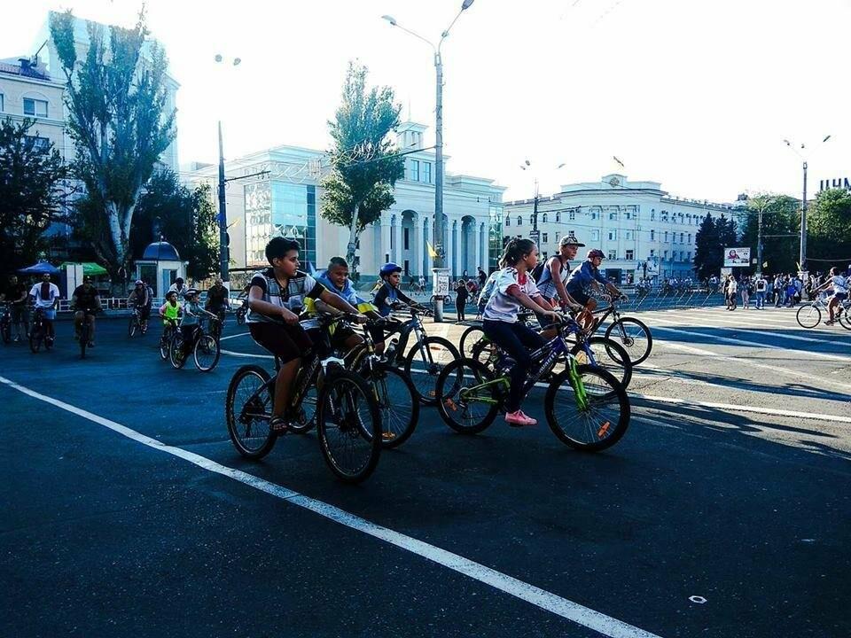 В Херсоне состоялся патриотический велопробег , фото-2