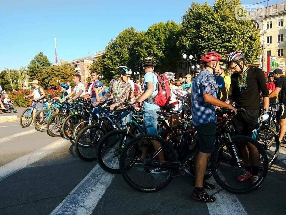 В Херсоне состоялся патриотический велопробег , фото-3