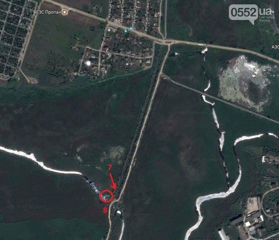 Херсонці звинувачують Водоканал у забрудненні ріки, фото-5