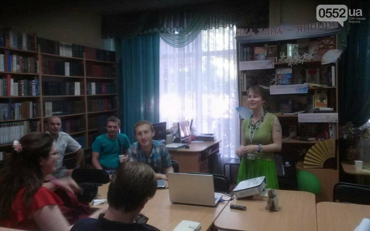 У Херсонській бібліотеці відбулась сьома Вікі-конференція, фото-2