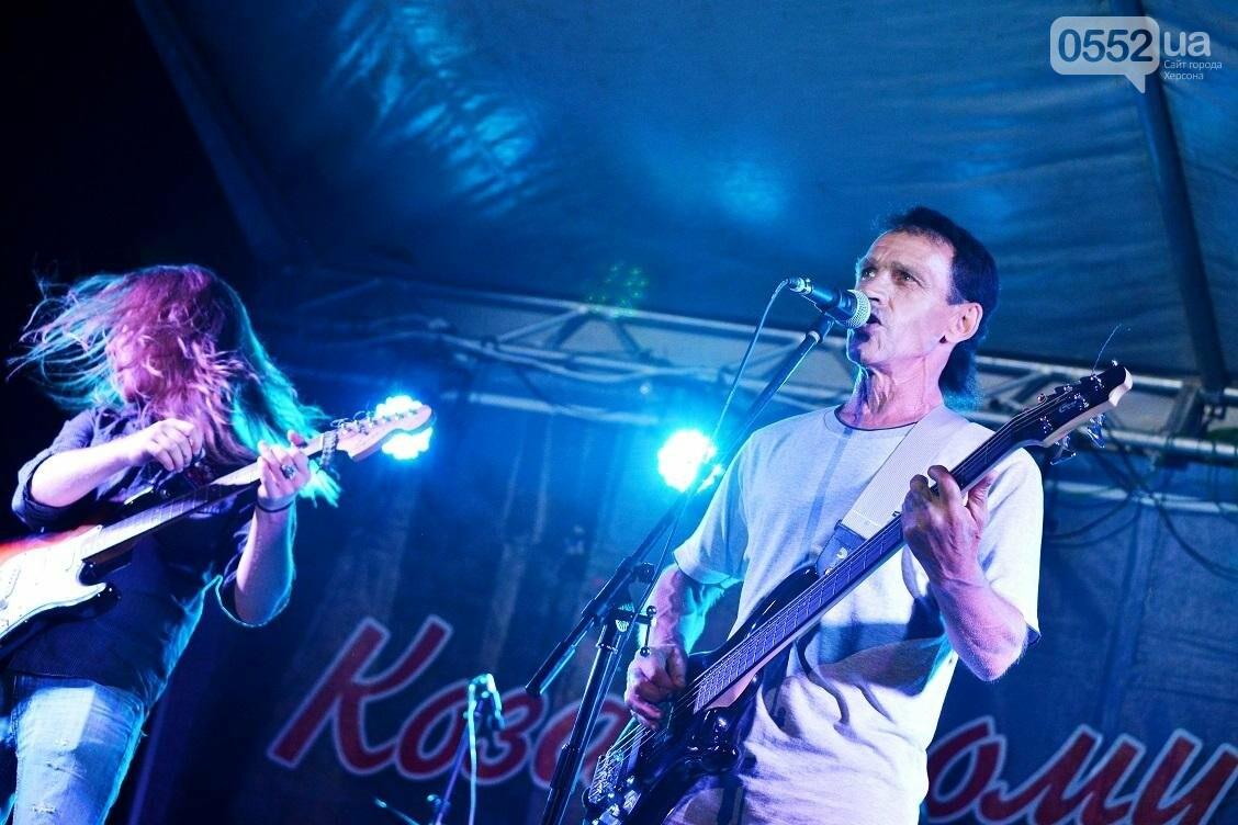 """На Херсонщині відбувся рок-фестиваль """"Олешківська рок-січ"""", фото-8"""