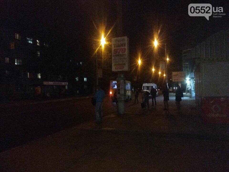 Херсонские маршрутчики нарушают правила дорожного движения, фото-1
