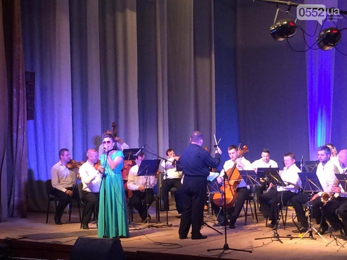 В Херсоне люди с нарушениями зрения дали концерт, фото-3