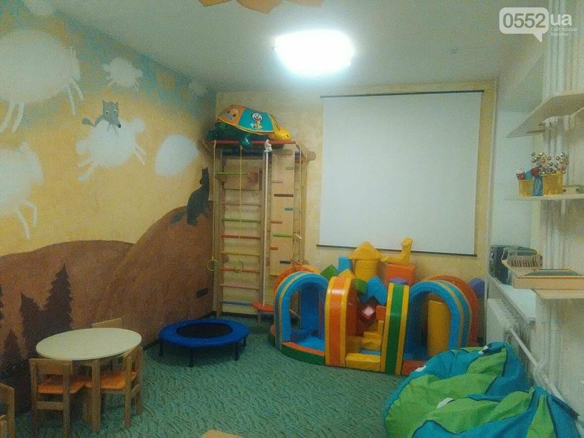 Куда приводят мечты — первое инклюзивное пространство для «солнечных» детей в Херсоне, фото-4