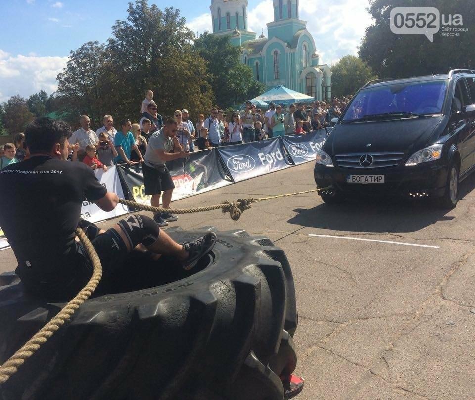 В Чернобаевке состоялись соревнования по силовому экстриму, фото-1