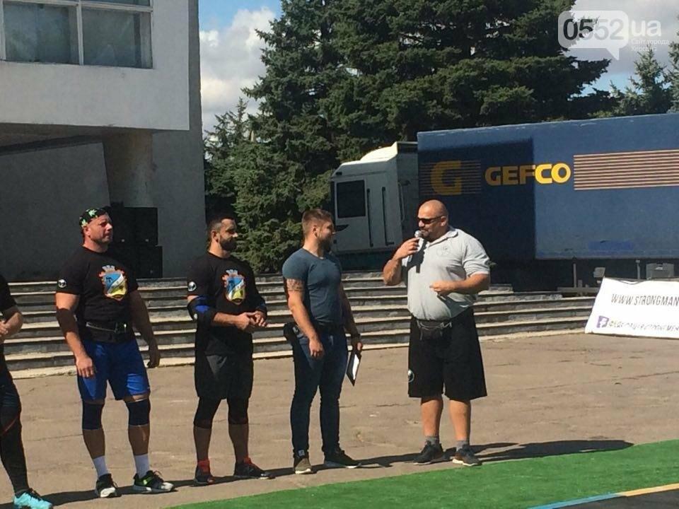 В Чернобаевке состоялись соревнования по силовому экстриму, фото-2