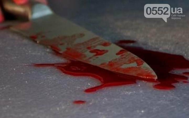 На Херсонщині ревнивий чоловік поранив ножем суперника, фото-1