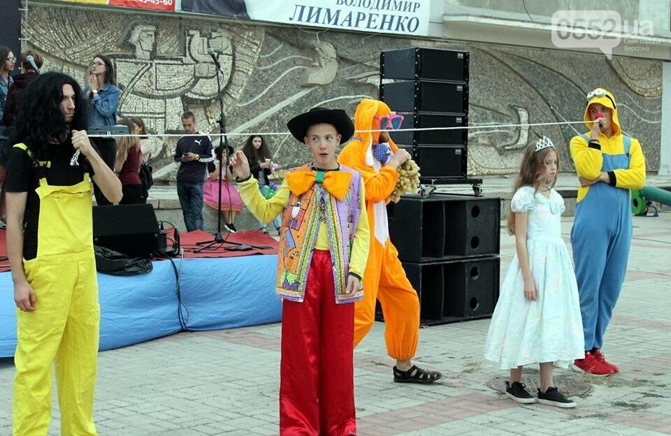 Херсонці відсвяткували День подяки (фото), фото-6