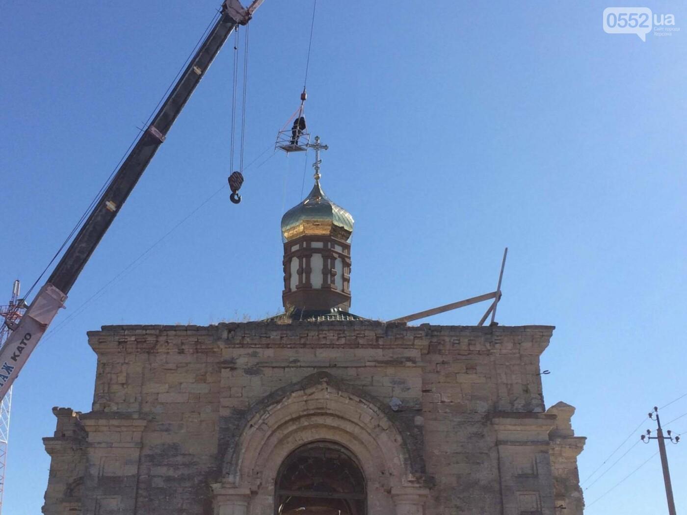 На Херсонщине восстанавливают православные святыни, фото-2