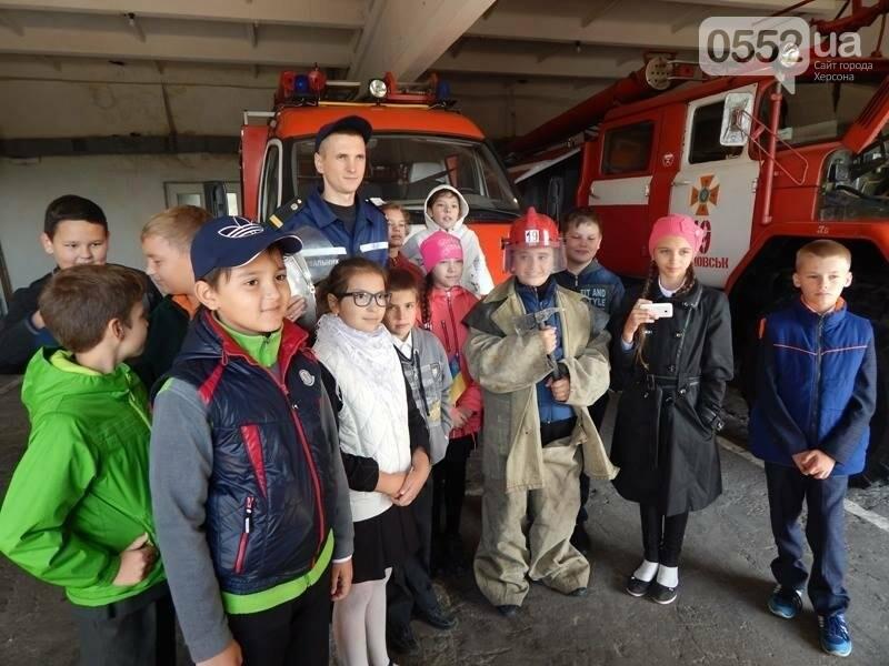 Учні завітали до рятівників, фото-1