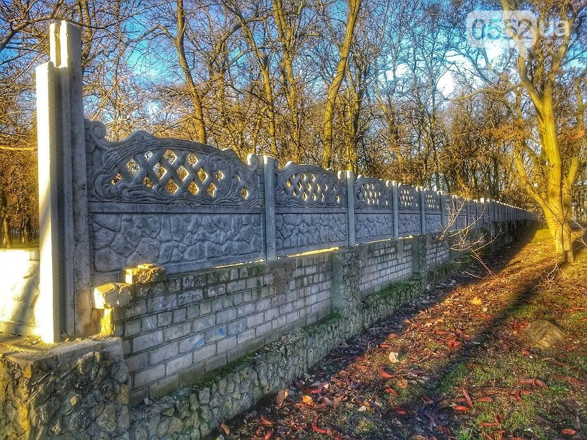 Территорию Херсонского государственного университета огородили новым забором (фото), фото-3