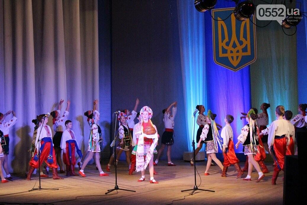 В Херсоне  отметили День соборности Украины (ФОТО), фото-3