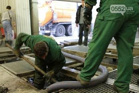 Откачка канализации в частном доме, на предприятии в Одессе, Черноморске, Николаеве, фото-1
