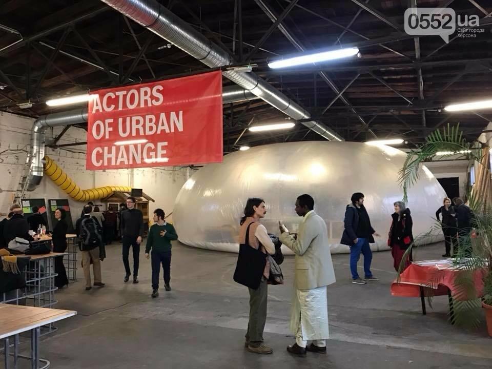 Как Херсон попал в десятку самых креативных городов мира, фото-2