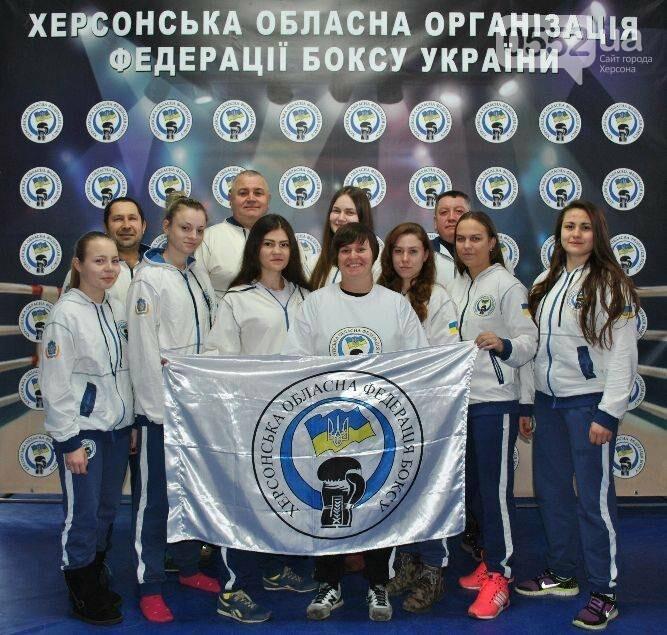 Херсонки привезли медали с чемпионата Украины по боксу, фото-1