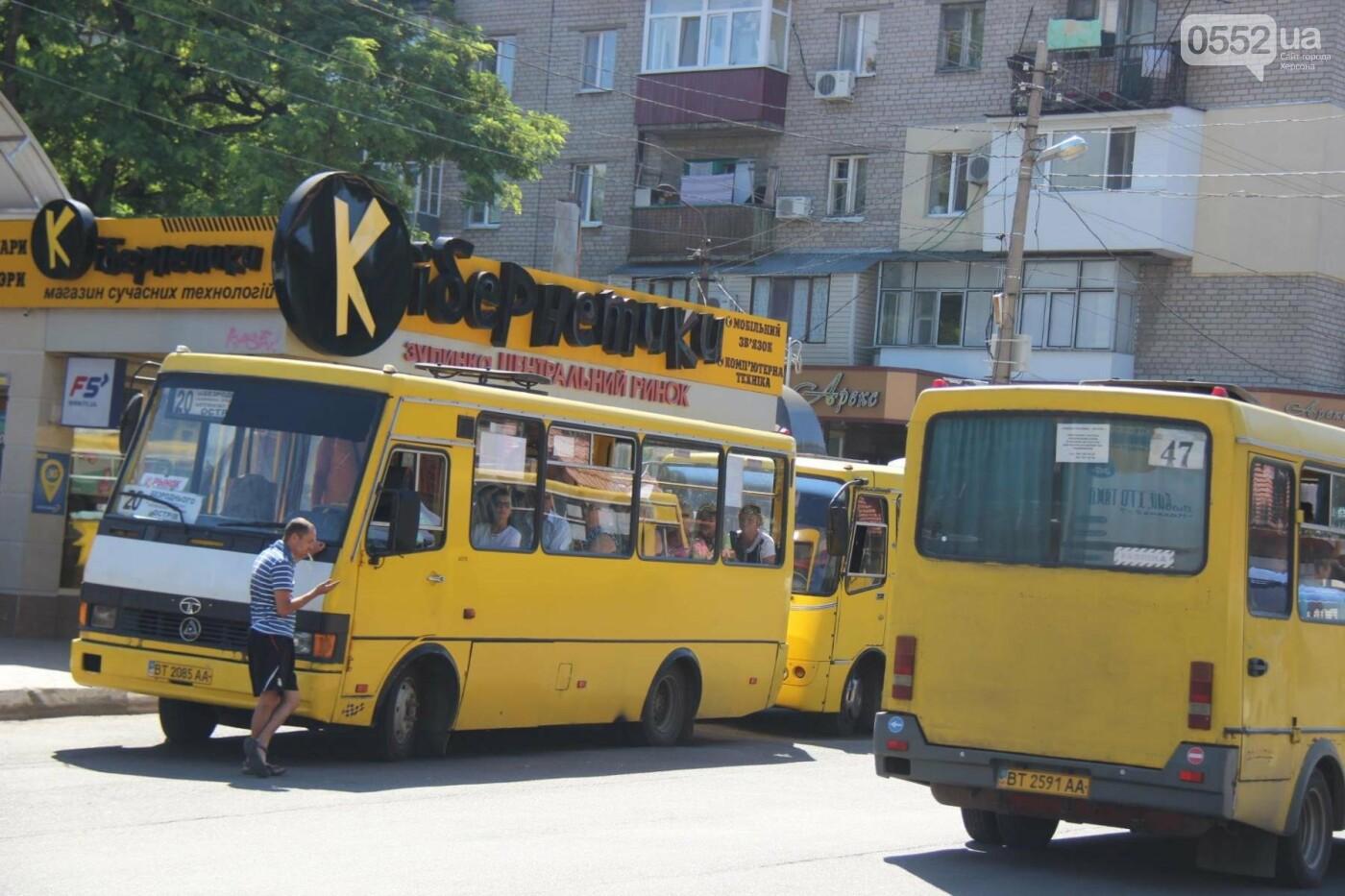 Развитие херсонского общественного транспорта: реальная работа или показательное выступление?, фото-1