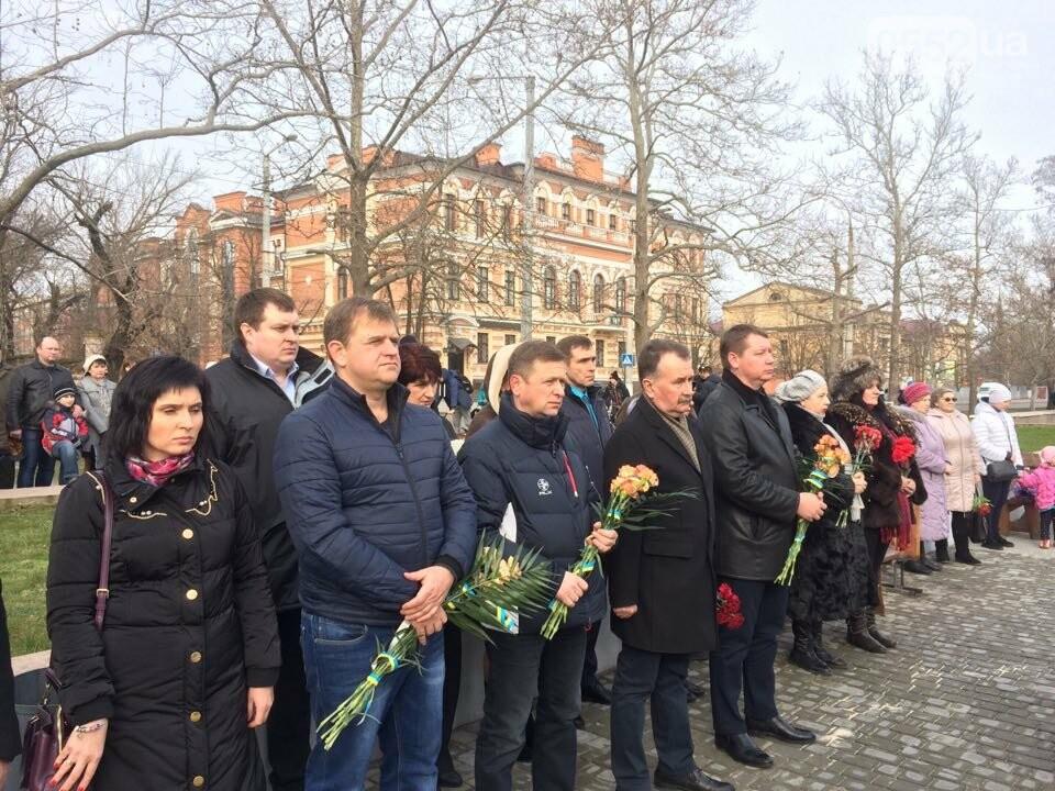 В Херсоне состоялся межконфессиональный молебен за мир в Украине, фото-3