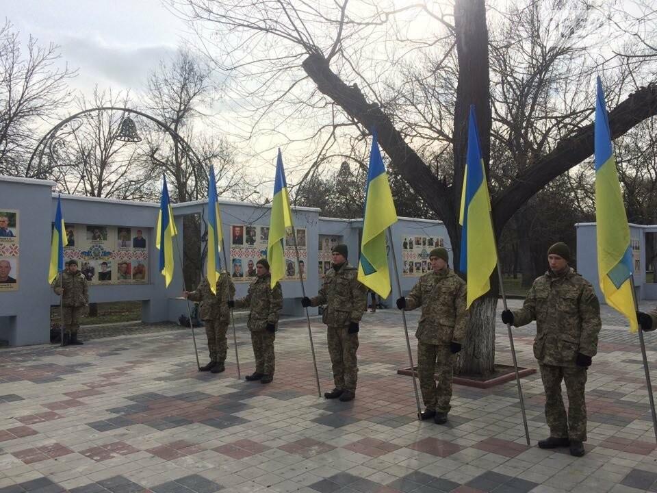 В Херсоне состоялся межконфессиональный молебен за мир в Украине, фото-4