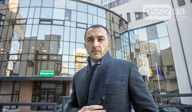 Голова правління Ощадбанку Андрій Пишний