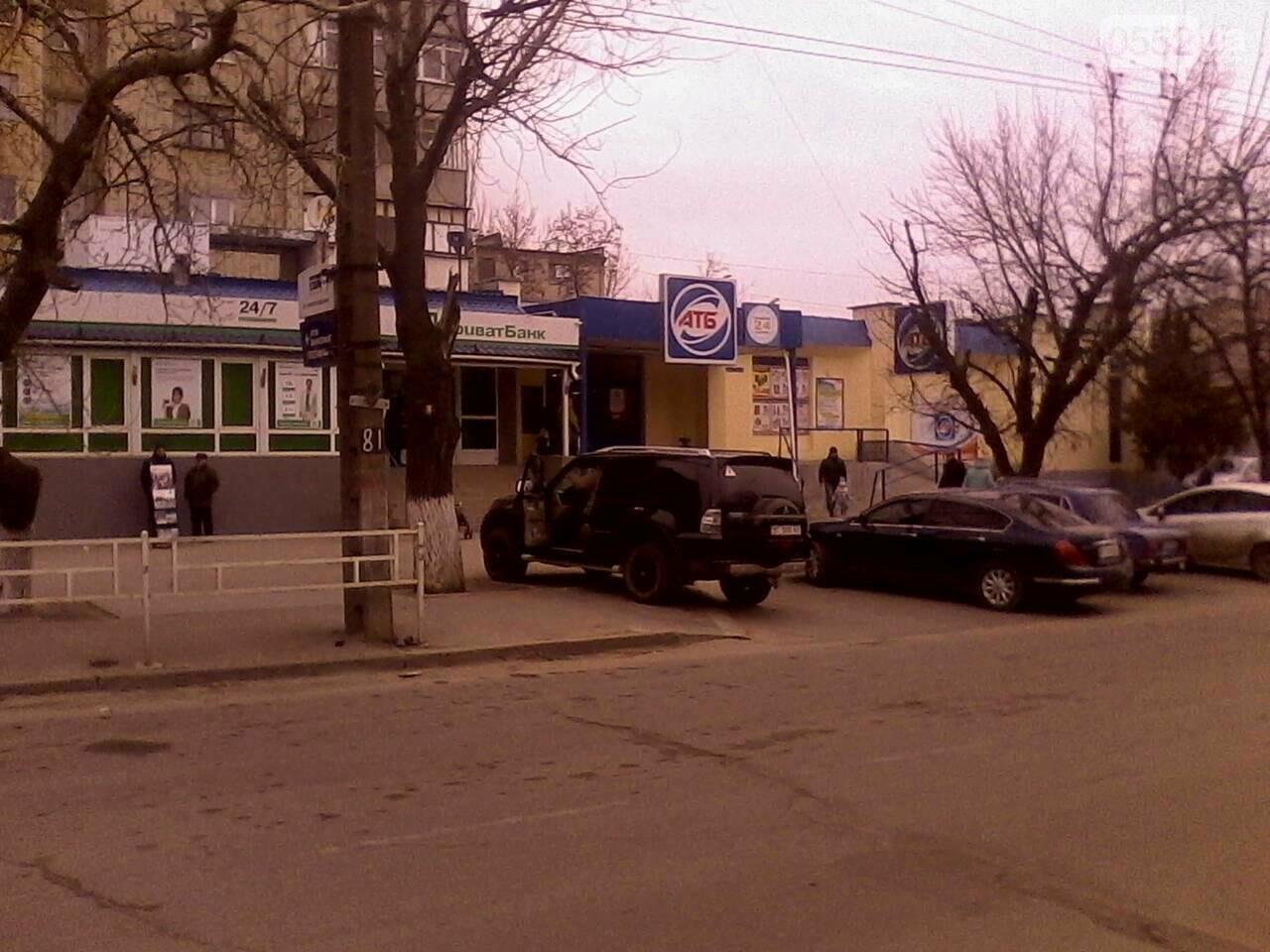 "Херсонские водители показывают ""мастерство"" парковки (фото), фото-1"