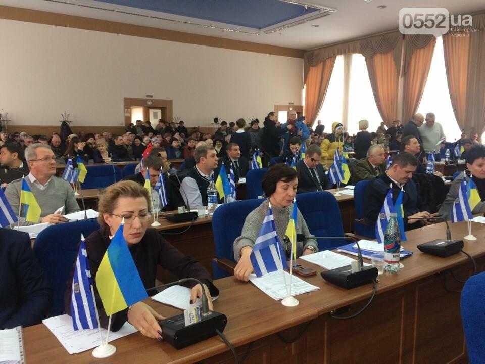 Заседание сессии Херсонского горсовета продолжилось, фото-1