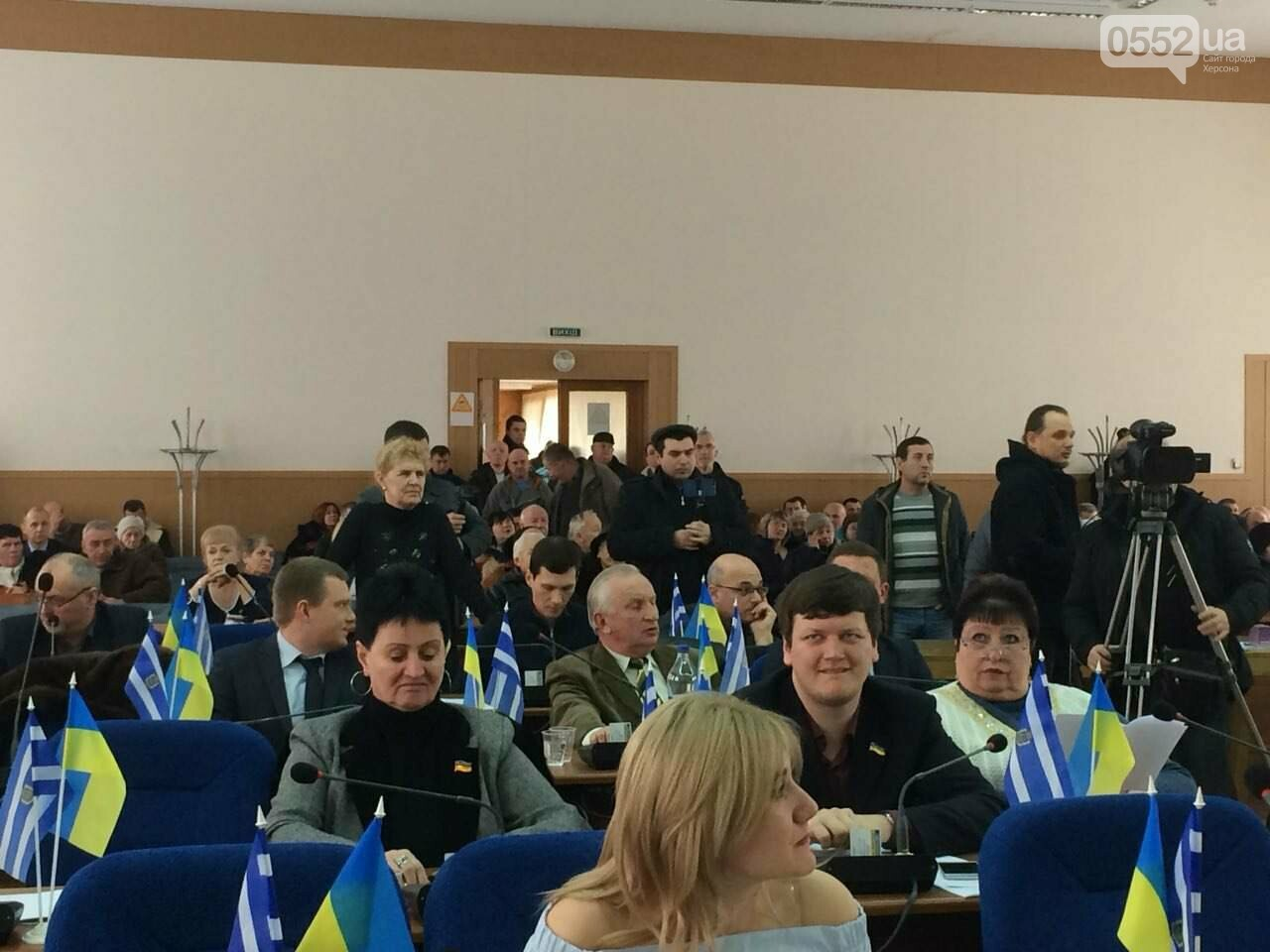 Депутаты Херсонского горсовета не поддерживают кандидатуру Линецкого, фото-1