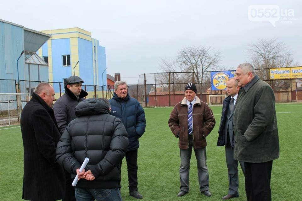 В Херсоні відбулося засідання Оргкомітету Відкритого Кубку федерації футболу АР Крим, фото-2