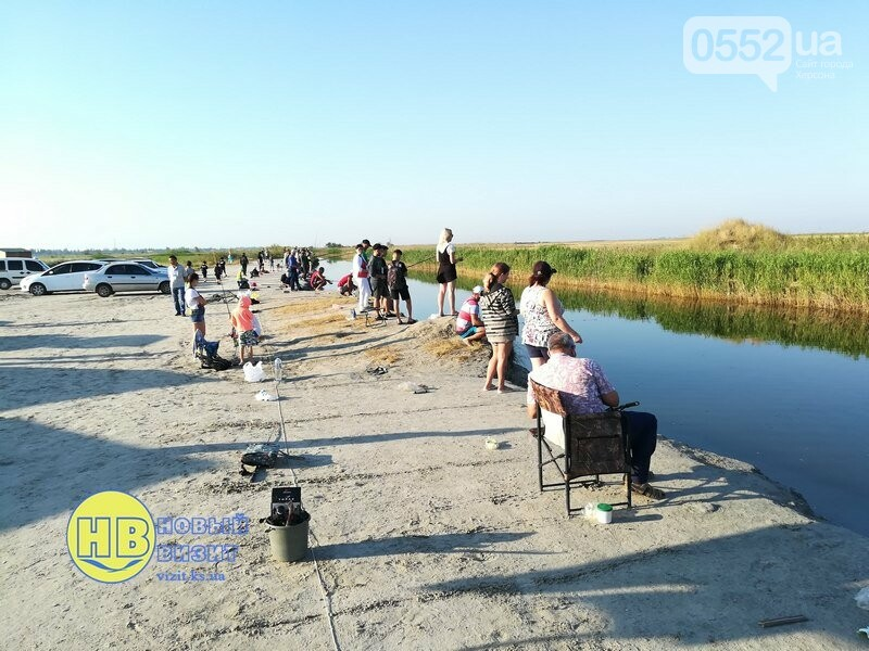В Геническе на соревнованиях 150 рыбаков наловили... 2 кг рыбы, фото-2