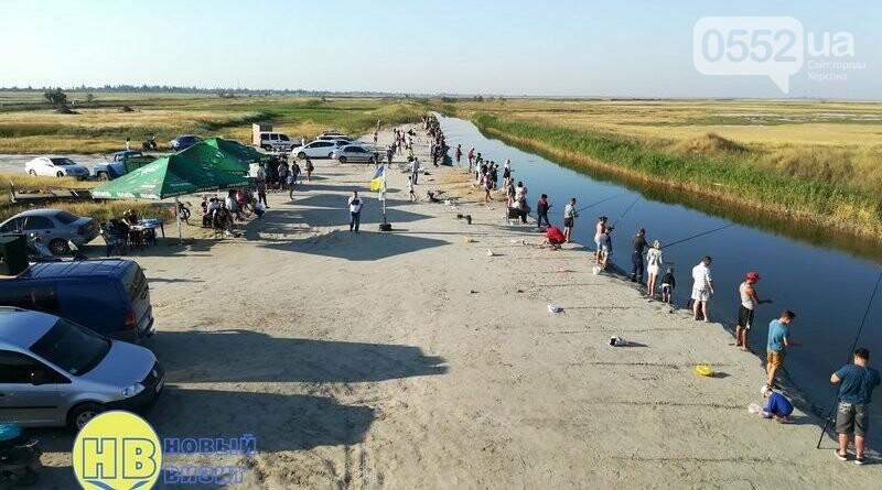 В Геническе на соревнованиях 150 рыбаков наловили... 2 кг рыбы, фото-1