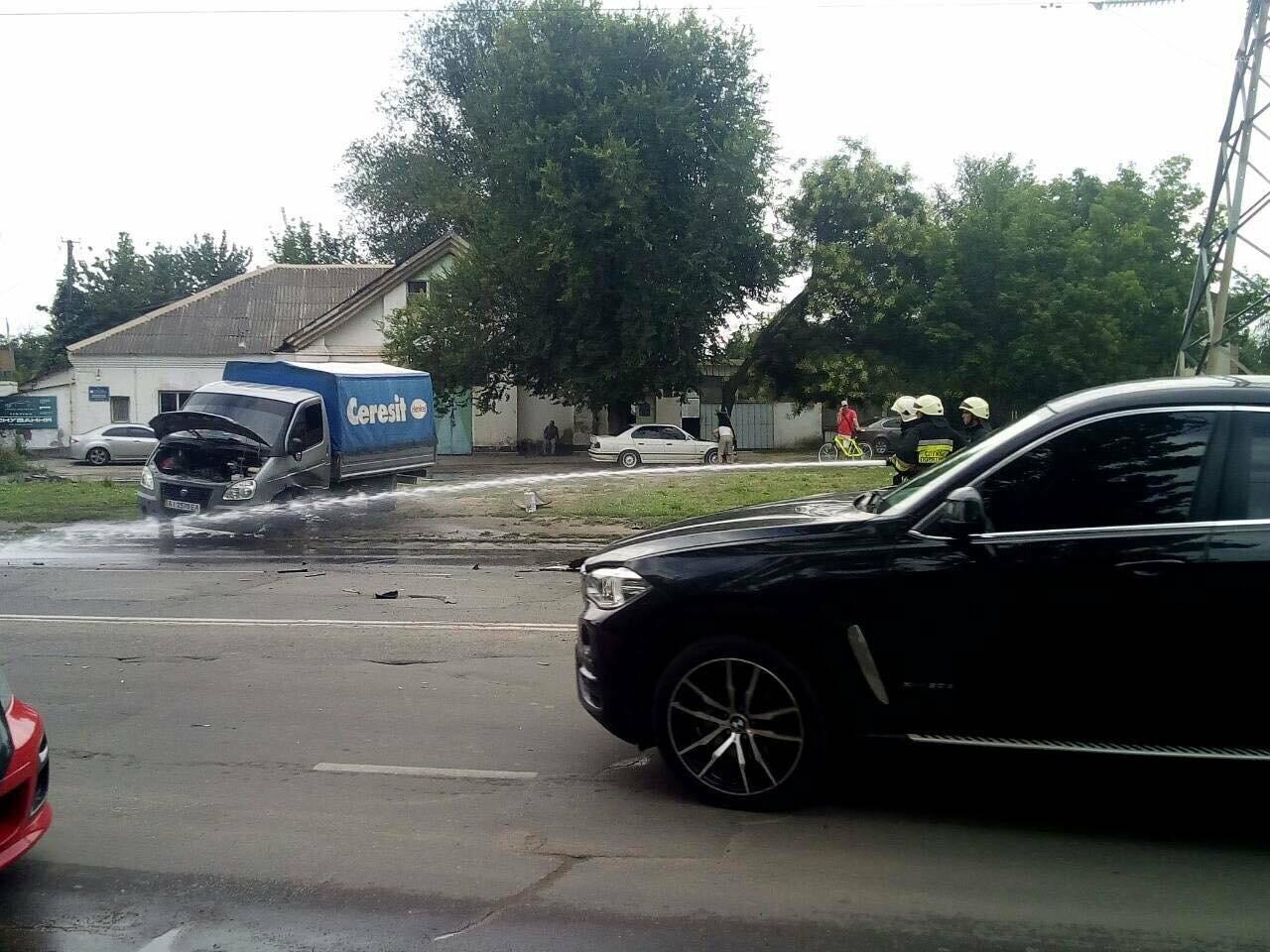 ДТП в Херсоне. Есть пострадавшие (фото), фото-3