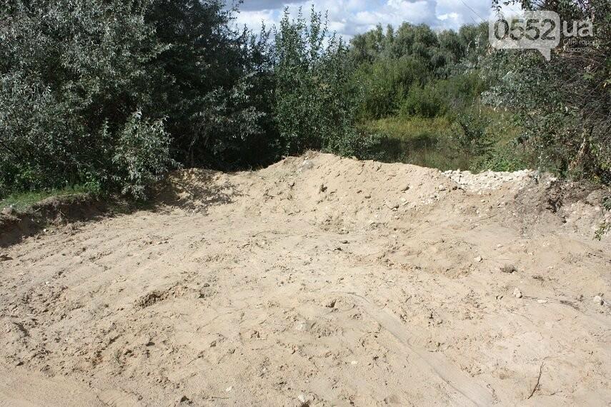 На Херсонщине плавни превратились в скотомогильник и свалку, фото-2