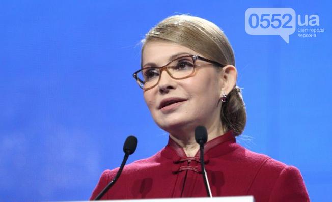 В партии «Батьківщина» утверждают, что Тимошенко выходит во второй тур, фото-1