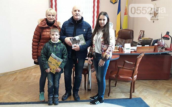 Школьник из Новой Каховки достойно представил Херсонщину на Всемирном телемарафоне, фото-2