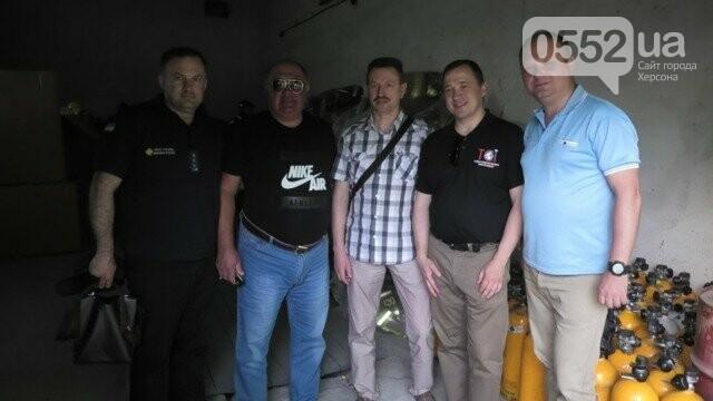 Спасатели Херсонщины получили груз «гуманитарки» из США , фото-2